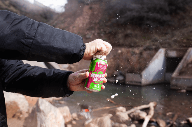 Wasatch Brewery Launches New Seasonal Guava Rosa Ale