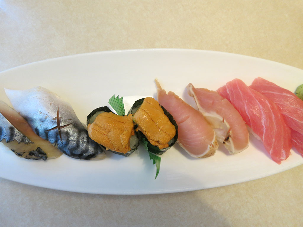 Kyoto - sashimi