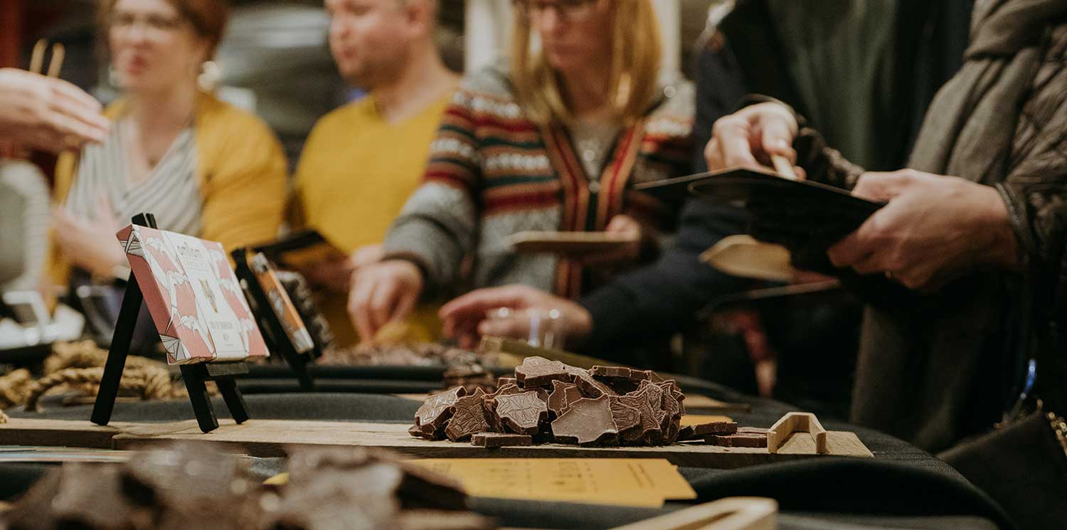 Caputo's 9th Annual Chocolate Festival Featuring Pump Street Chocolate
